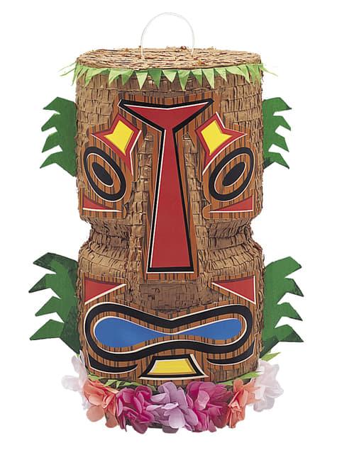 Pinata totem hawaïen