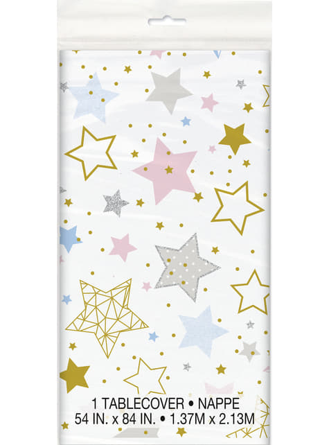 Big tablecloth - Twinkle Little Star