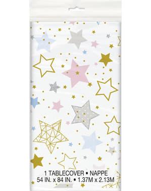 Toalha de mesa grande - Twinkle Little Star