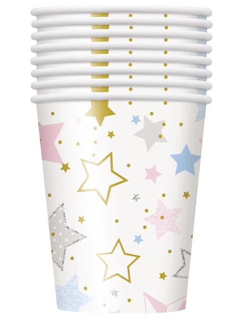 8 copos - Twinkle Little Star