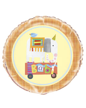 Palloncino di Foil - Circus Animal