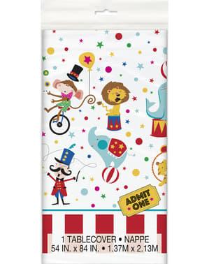 Toalha de mesa grande - Circus Carnival