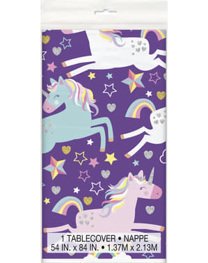 Obrus w wesołe jednorożce - Unicorn