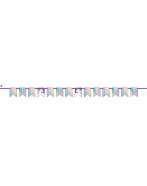 Happy Unicorn garland - Unicorn