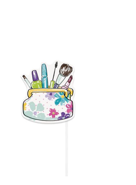 10 accessori per photocall ragazze - Spa Party