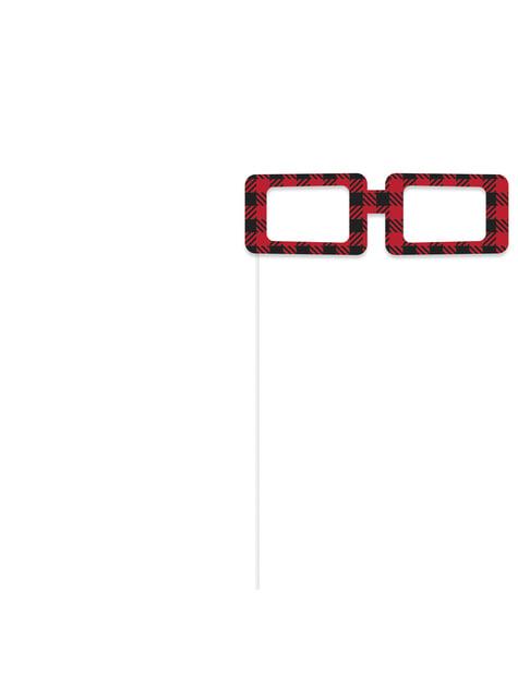 10 accesorios photocall de leñador