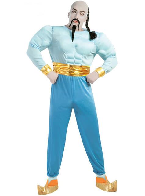 Kostým džin modrý