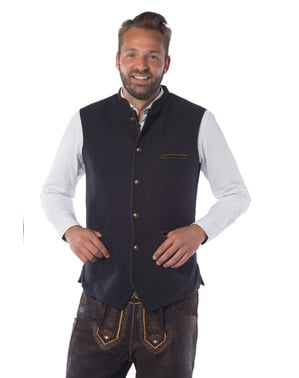 Tiroler-Weste für Herren
