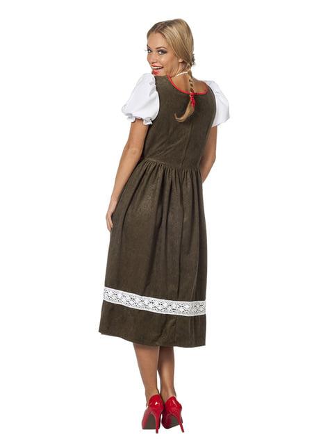 Costum de austriacă Oktoberfest pentru femeie