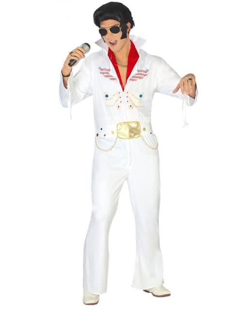 Rock sanger kostume