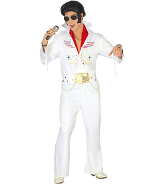 Costume cantante rock ballerino