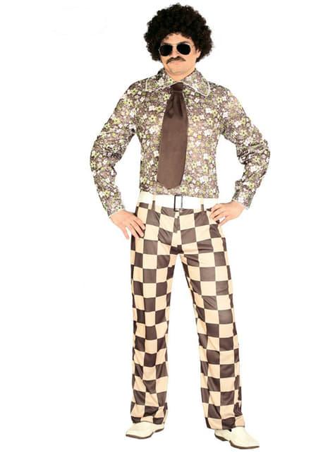 60'er mand kostume