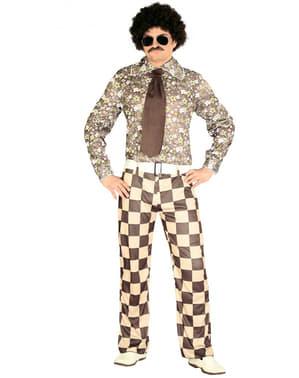 Pánský kostým ve stylu 60. let