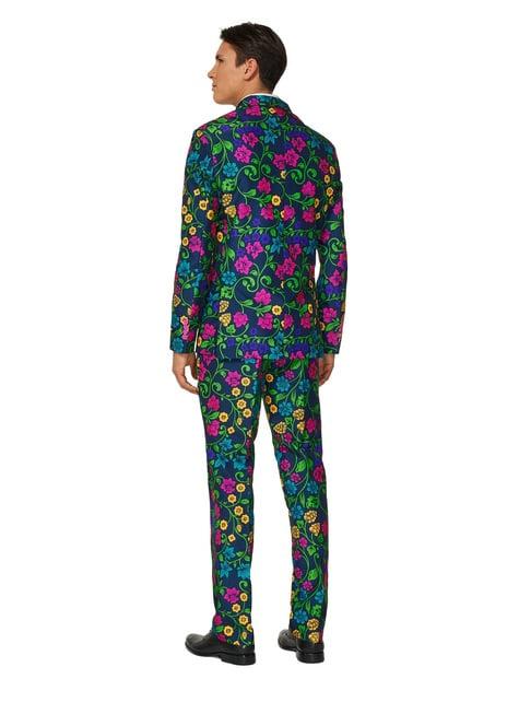 Traje Floral Suitmeister para hombre - hombre