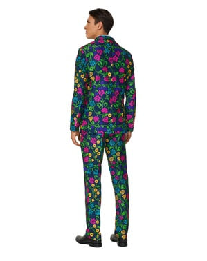 Floral design Suit - Suitmeister