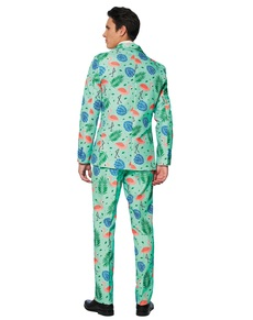 Traje Tropical Flamingo Suitmeister para hombre
