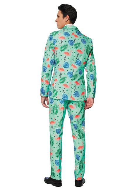 Traje Tropical Flamingo Suitmeister para hombre - hombre