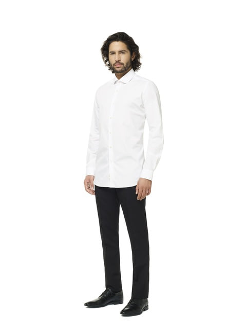 Camisa White Knight Opposuit para hombre