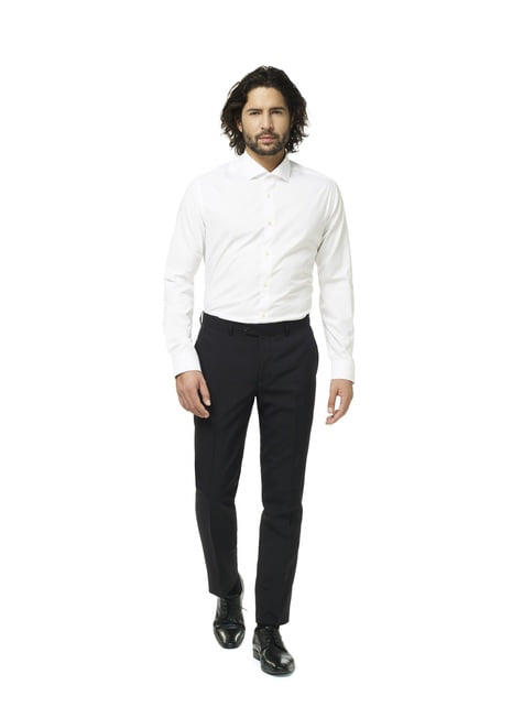 Camisa White Knight Opposuit para hombre - original