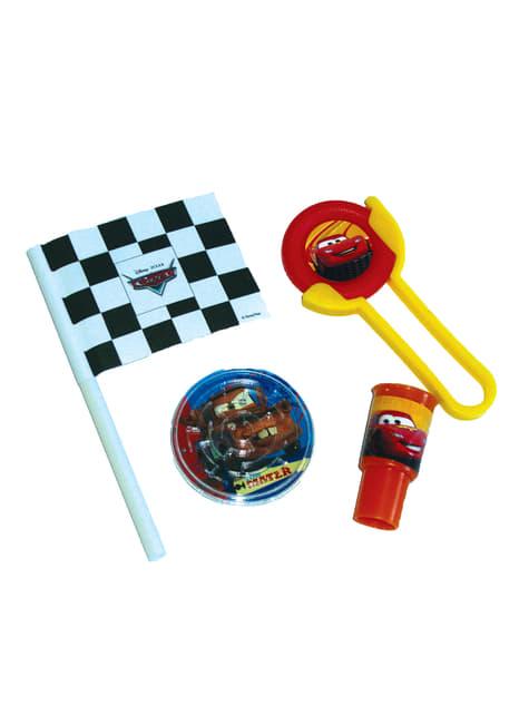 Conjunto de brinquedinhos - Cars