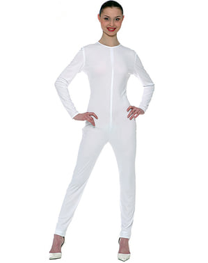 White Bodysuit for Women