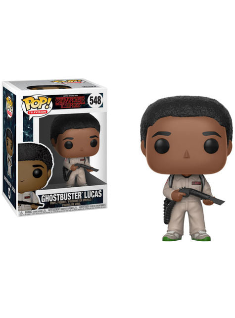 Funko POP! Ghostbuster Lucas - Stranger Things