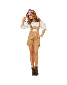 Oktoberfest kostýmy » Tyrolské a bavorské kostýmy  cccfd86a8c