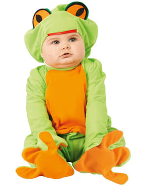 Frog Costume for Babies
