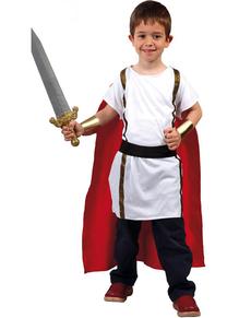 disfraz de romano para nio
