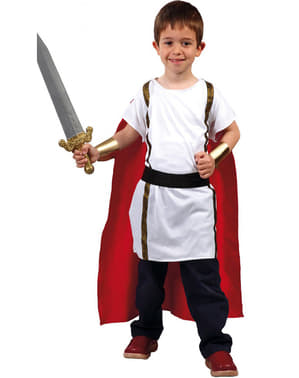 Déguisement d'un romain pour garçon