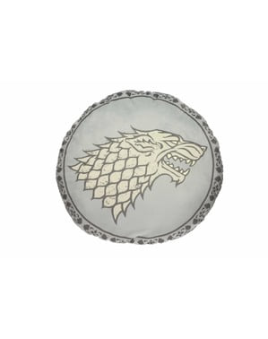 Cuscino Il Trono di Spade Stemma Casa Stark