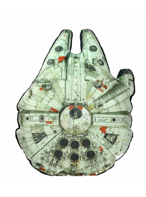 Almofada Millennium Falcon - Star Wars