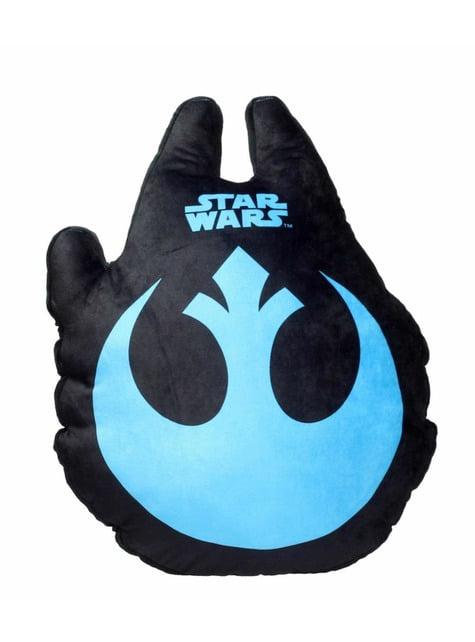 Cojín Halcón Milenario - Star Wars - oficial