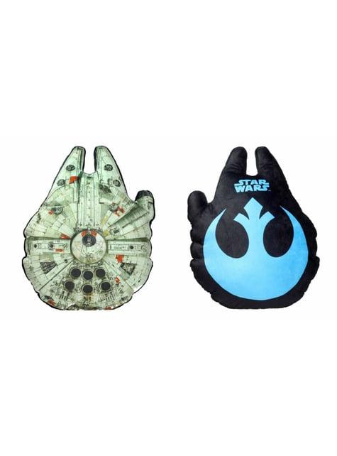 Cojín Halcón Milenario - Star Wars - barato