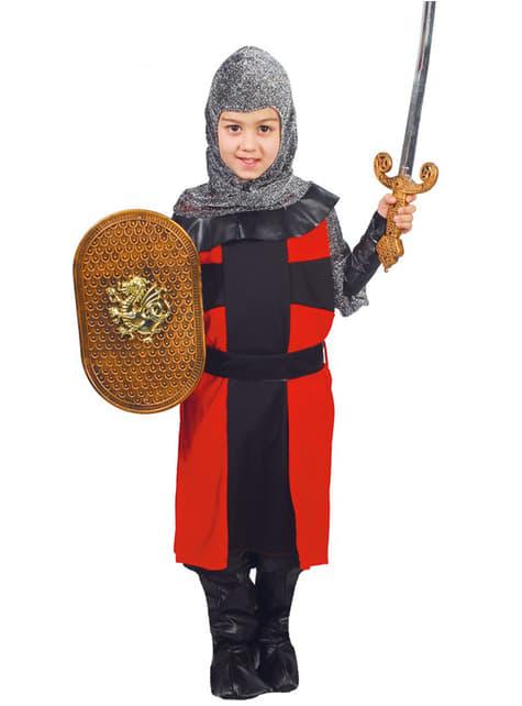 Feodale ridder Kostuum voor jongens