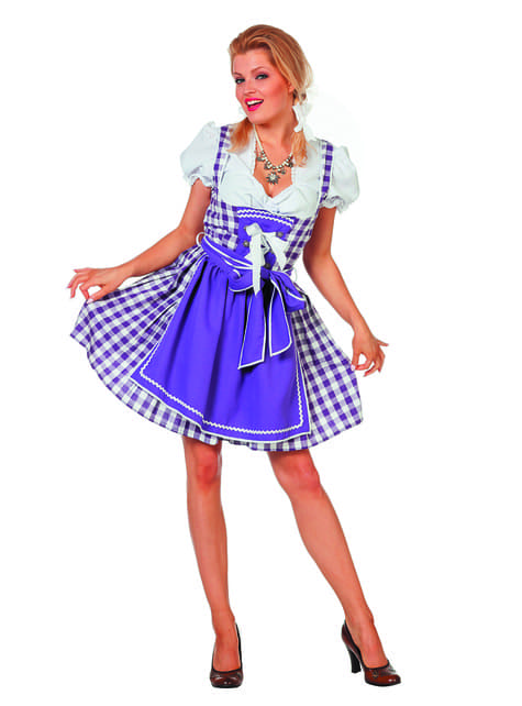 Oktoberfest costume for women