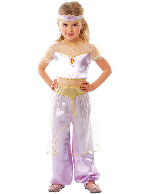 Princess of the Dessert Costume for Girls