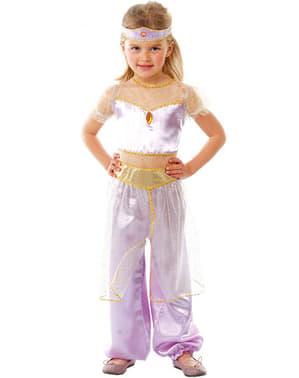 Disfraz de princesa árabe para niña