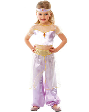 Princess of the Dessert Costume for Girls