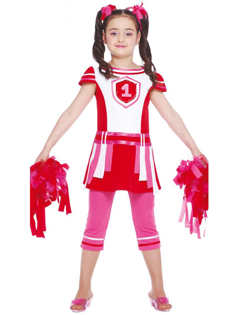 Disfraz de animadora para ni a comprar online en funidelia - Disfraces para bebes de un ano ...