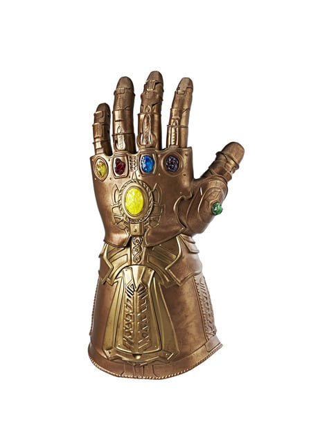 Thanos Infinity handschoen (officiële replica) - Avengers: Infinity War