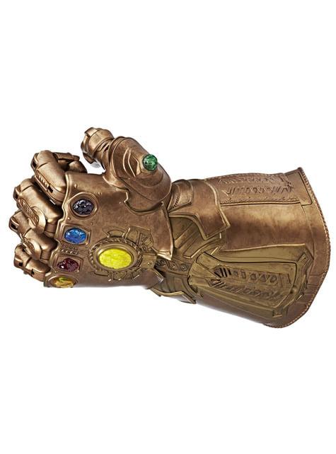 Guantelete del Infinito Thanos - Infinity War (Réplica Oficial) - para verdaderos fans