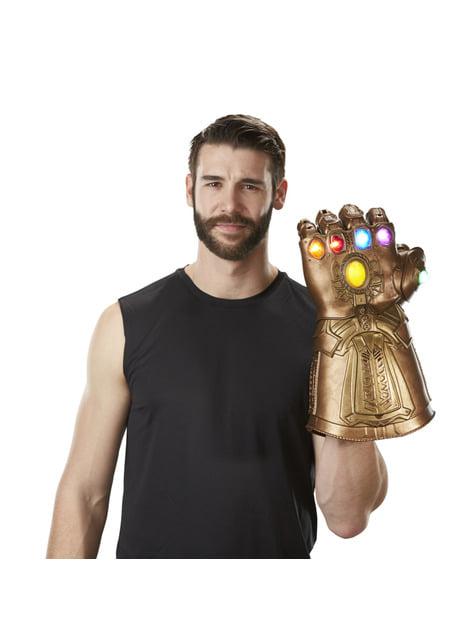 Guantelete del Infinito de Thanos (Réplica Oficial) - Los Vengadores: Infinity War - productos oficiales para fans