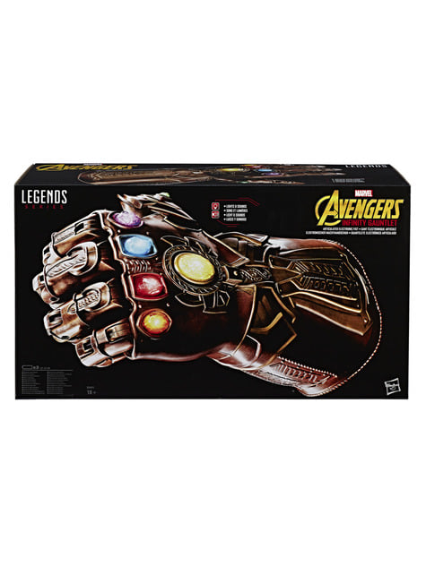 Thanos Infinity Gauntlet (Officiel Replika) - Avengers: Infinity War