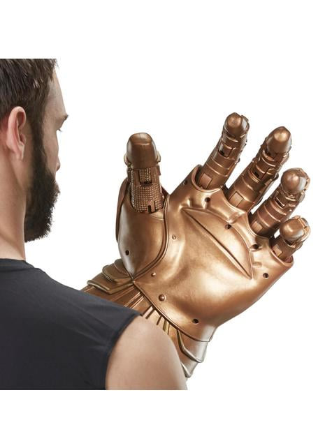 Manopla do Infinito de Thanos (Réplica Oficial) - Os Vingadores: Infinity War