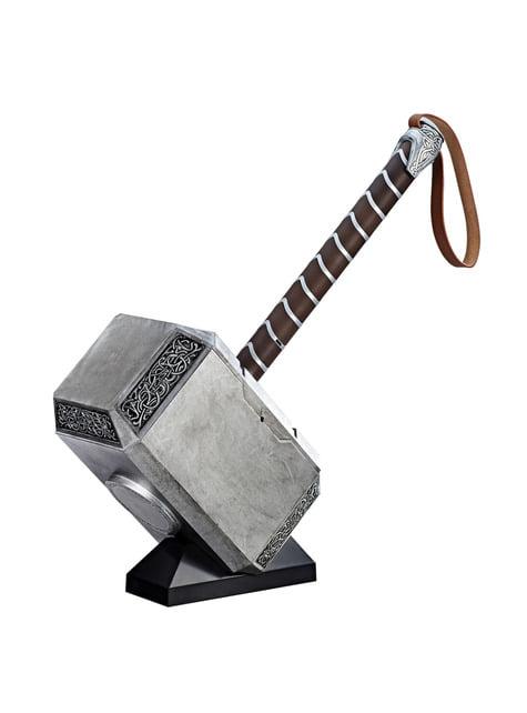 Marteau de Thor Mjölnir (Réplique officielle) - Avengers