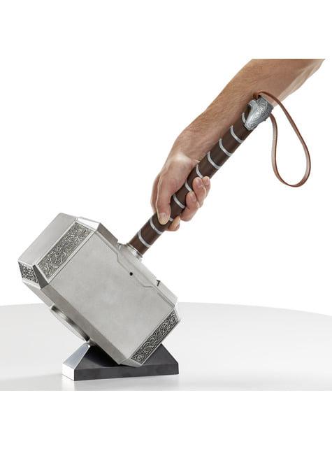 Martillo de Thor Mjölnir (Réplica Oficial) - Los Vengadores
