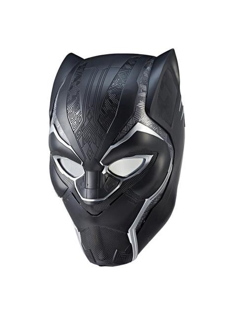 Casco Black Panther Electrónico (Réplica Oficial)