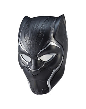 Casque Black Panther Electronique (Réplique officielle)