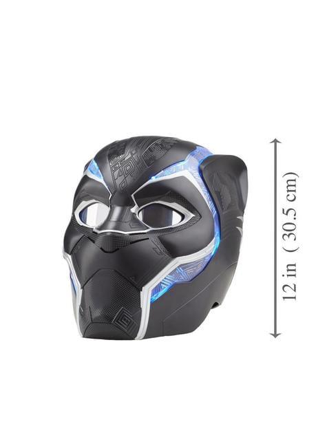 Capacete Black Panther Electrónico (Réplica Oficial)